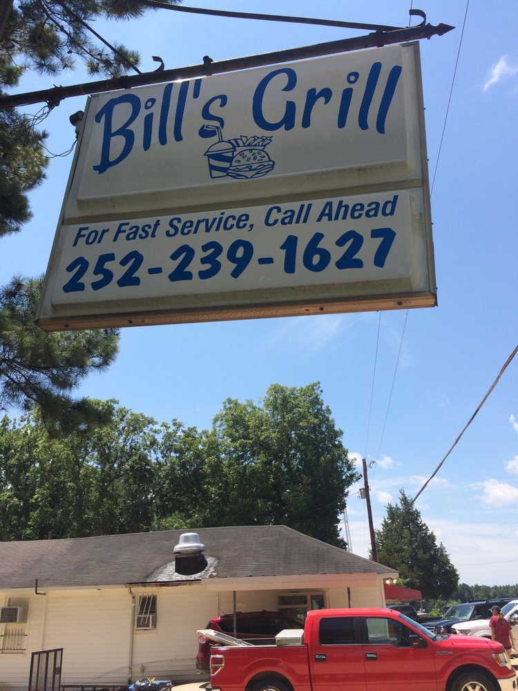 Bill's Grill: 5615 US-117 Alternate, Wilson, NC