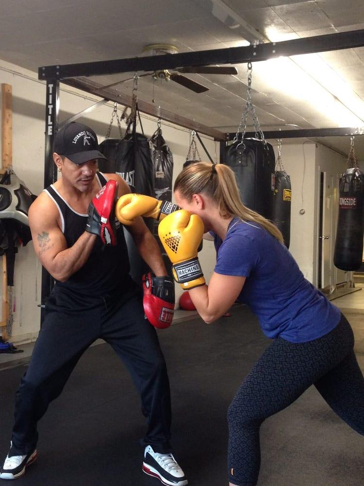 Luyando Boxing: 219 S Locust St, Champaign, IL