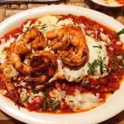 Photo Of Daniel S Restaurant Apex Nc United States Lasagna With Blacked Shrimp