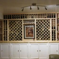 Photo of Wine Cellar Innovations - Cincinnati OH United States. wine racks in ... & Wine Cellar Innovations - 50 Photos u0026 47 Reviews - Interior Design ...