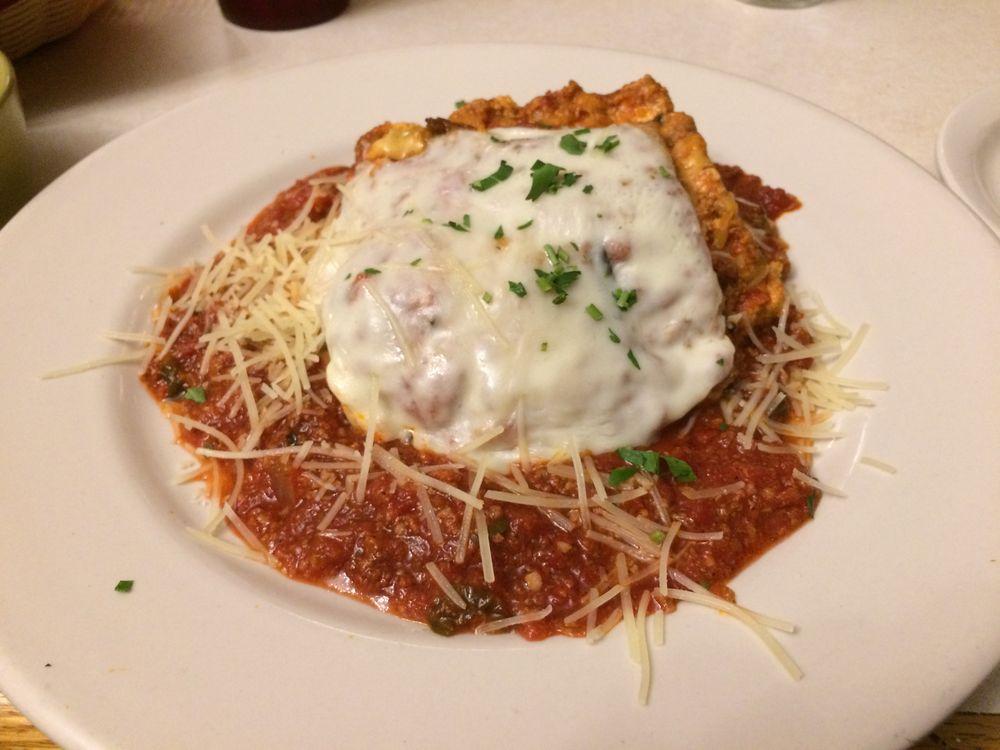 Bella Victoria Italian Cuisine: 210 4th St NE, Austin, MN
