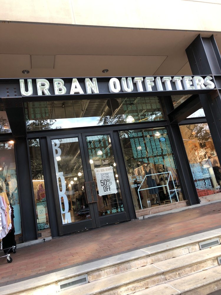 Urban Outfitters: 7205 Bishop Rd, Plano, TX