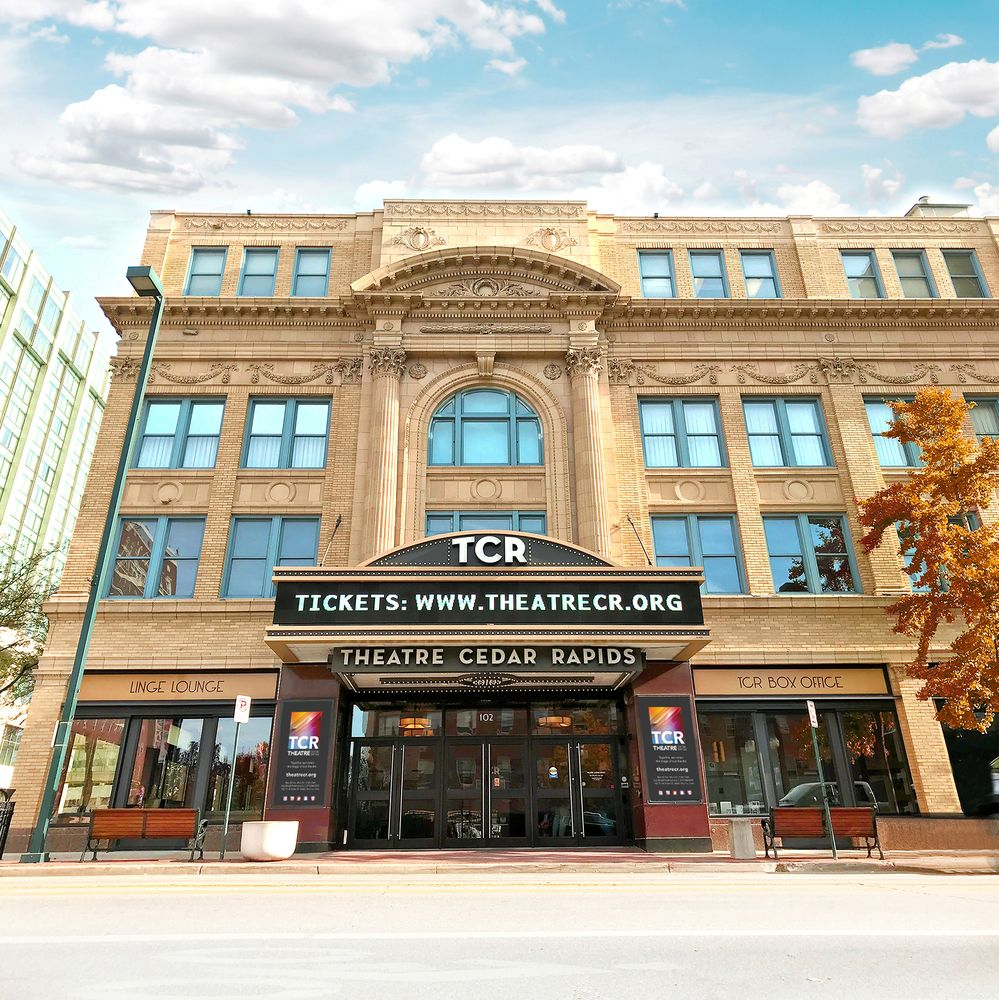 Social Spots from Theatre Cedar Rapids