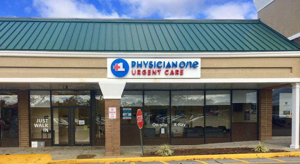 PhysicianOne Urgent Care: 220 Route 12, Groton, CT