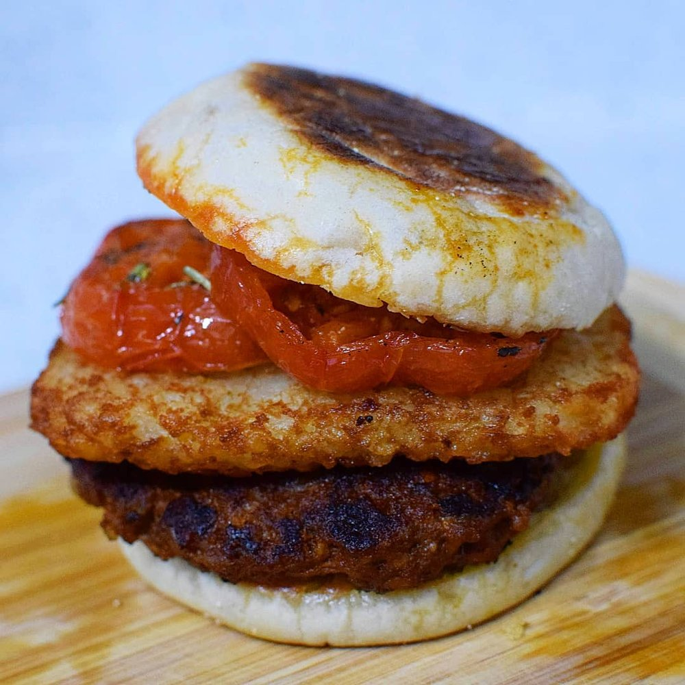 Clutch Handheld Breakfast: 1400 Dublin Rd, Columbus, OH