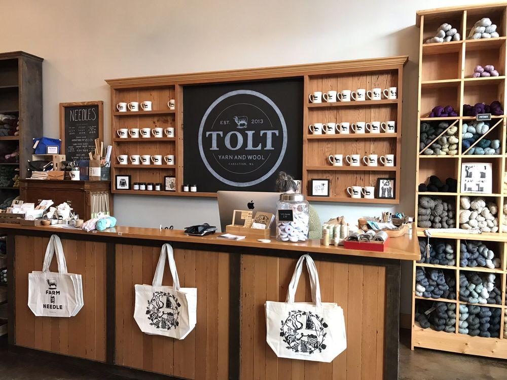 Tolt Yarn and Wool: 4509 Tolt Ave, Carnation, WA