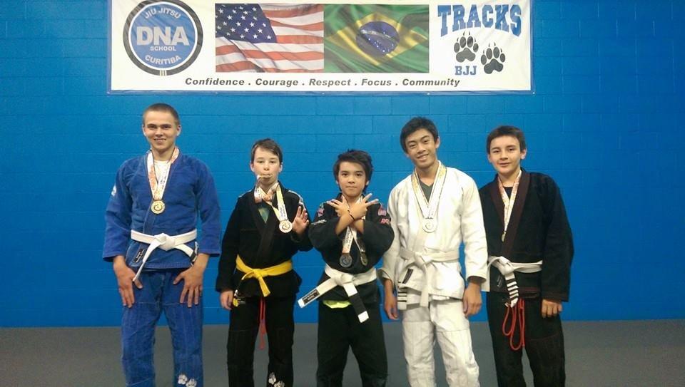 Tracks Brazilian Jiu Jitsu: 11403 Foley Blvd NW, Coon Rapids, MN