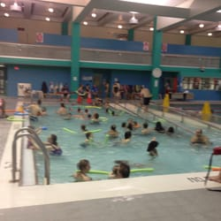 Photo Of Kennedy Pool Somerville Ma United States Family Swim In The