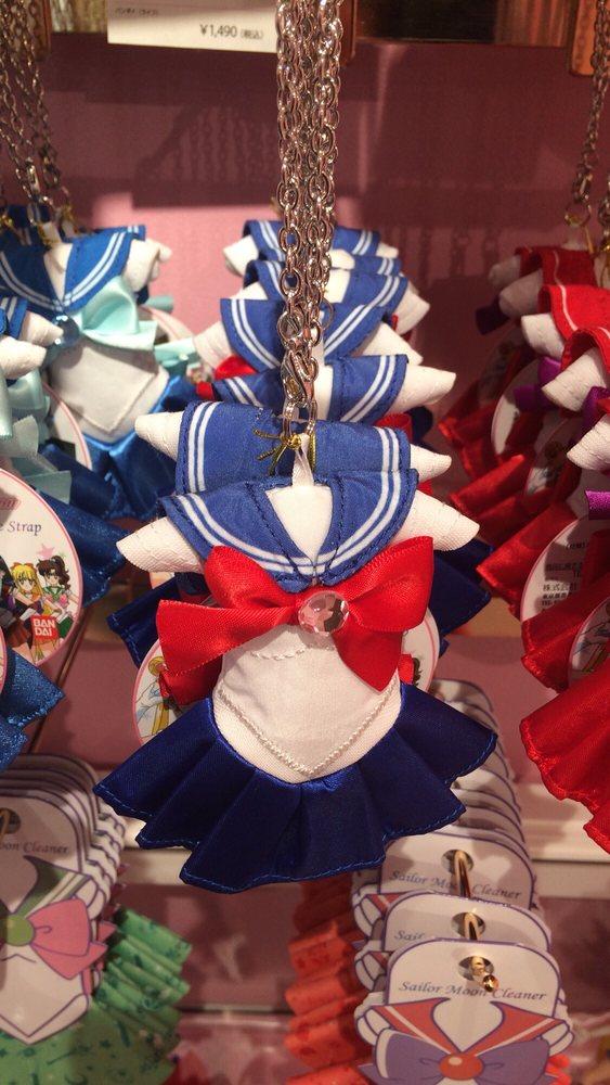Sailor Moon Store Laforet Harajuku