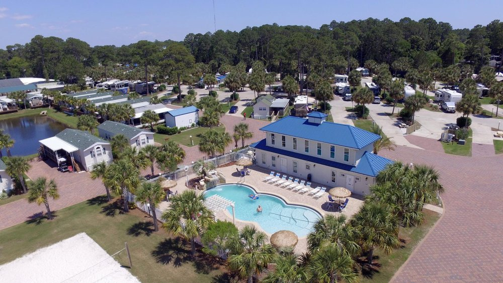 Emerald Coast RV Resort: 1957 Allison Ave, Panama City Beach, FL