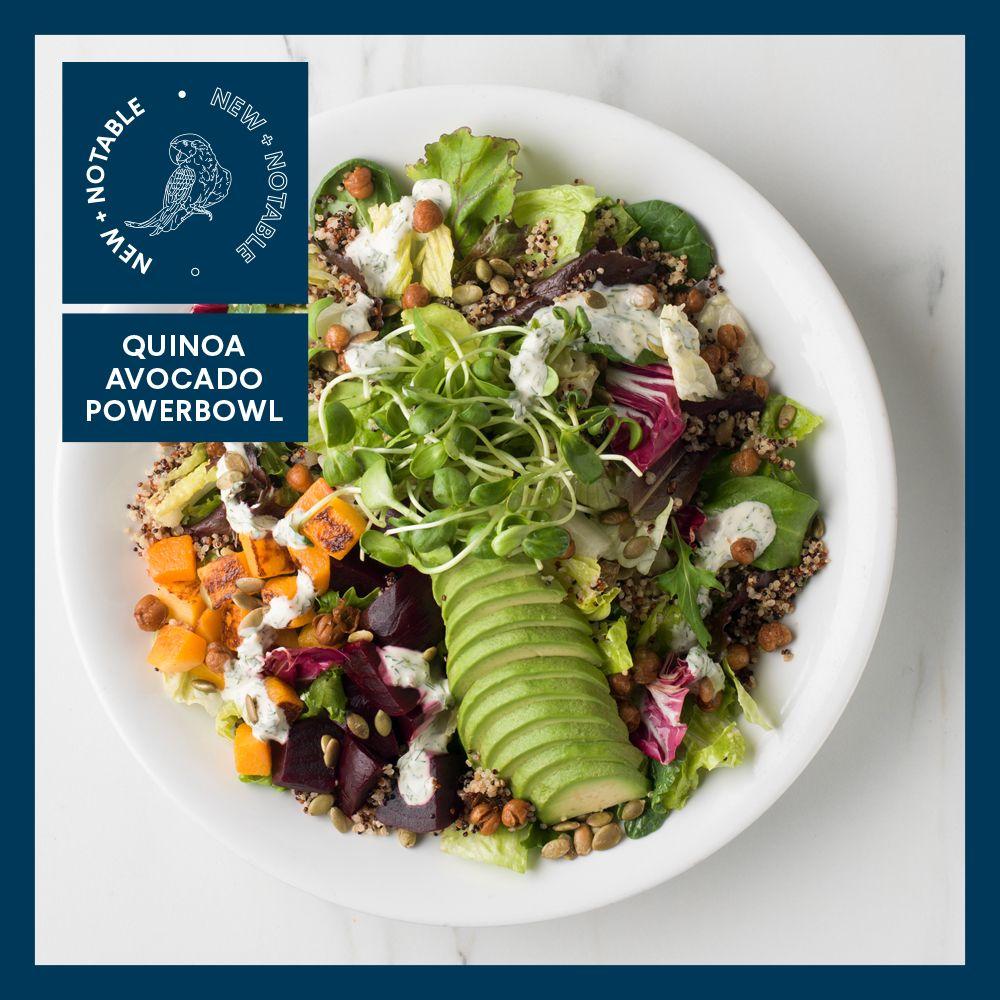 Earls Nutrition Quinoa Power Bowl Nutritionwalls