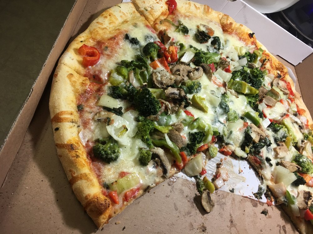 Food from A Little Pizza Heaven