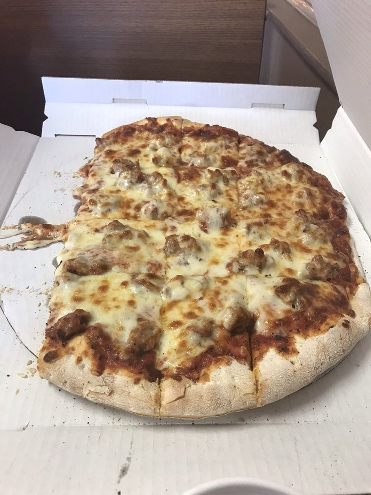 Toni's pizza: 4724 Indianapolis Blvd, East Chicago, IN
