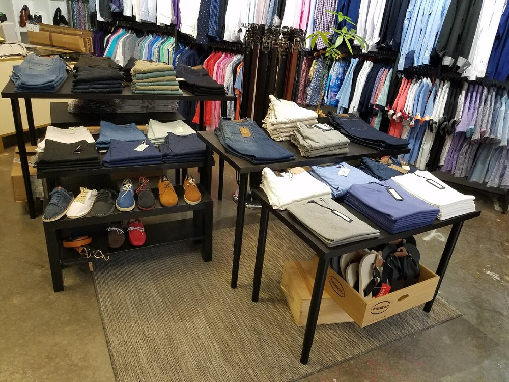B2000 Men's Shop: 100 Chopin Plaza, Miami, FL