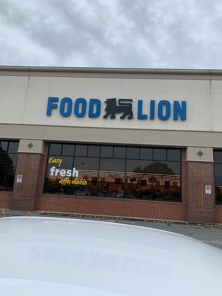 Food Lion Inc Store: 175 Roanoke Ave, Roanoke Rapids, NC