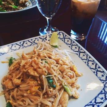 Bangkok Golden Thai Restaurant Fairfax Va