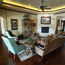 Photo Of Design Tech Homes   San Antonio, TX, United States. Great Fireplace