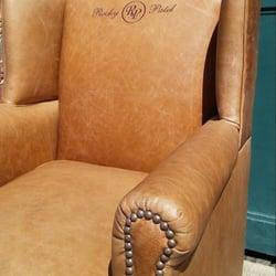 Photo Of Cowbridge Furniture   Charlotte, NC, United States. Custom Cigar  Chairs For ...
