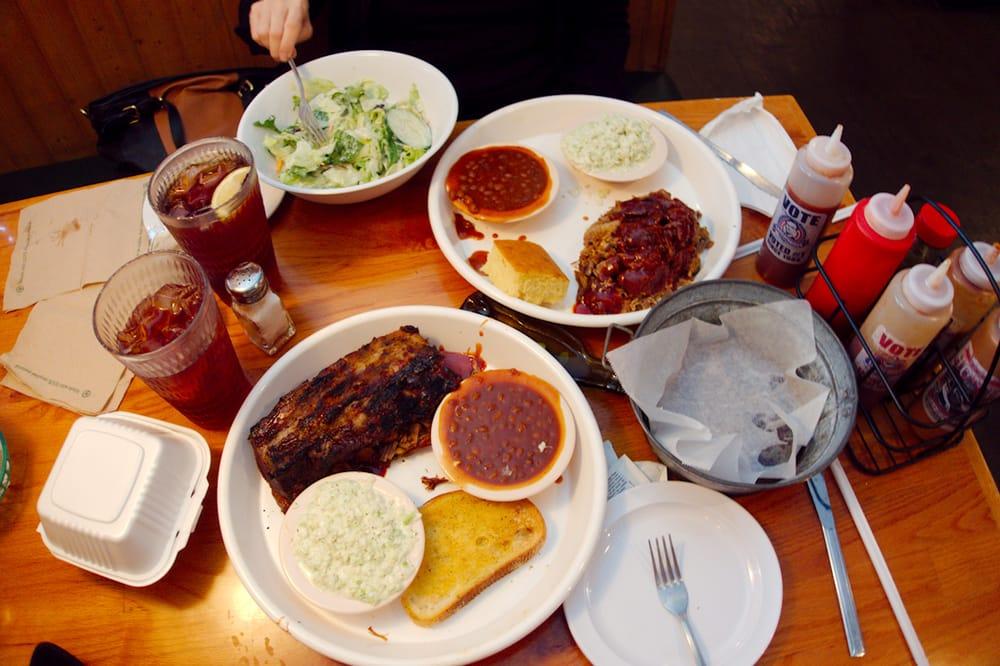 Park Avenue BBQ Grille