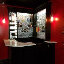Photo Of Edgewood Custom Cabinetry   Clayton, NC, United States. Ini Bar,