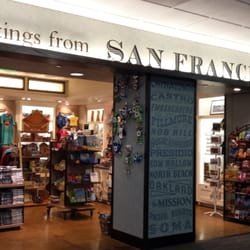 Greetings from sf gift shops san francisco international airport photo of greetings from sf san francisco ca united states want to m4hsunfo