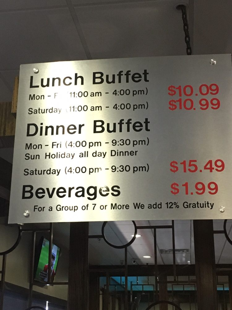 salad of randomness yelp rh yelp com asian buffet price and times in racine asia buffet prices