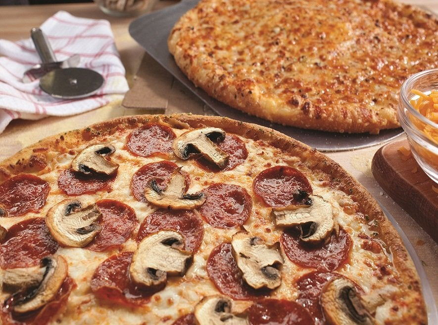 Domino's Pizza: 506 S 14th St, Ponca City, OK