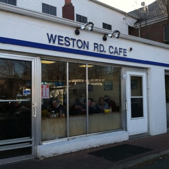 Weston Road Cafe Wellesley Ma