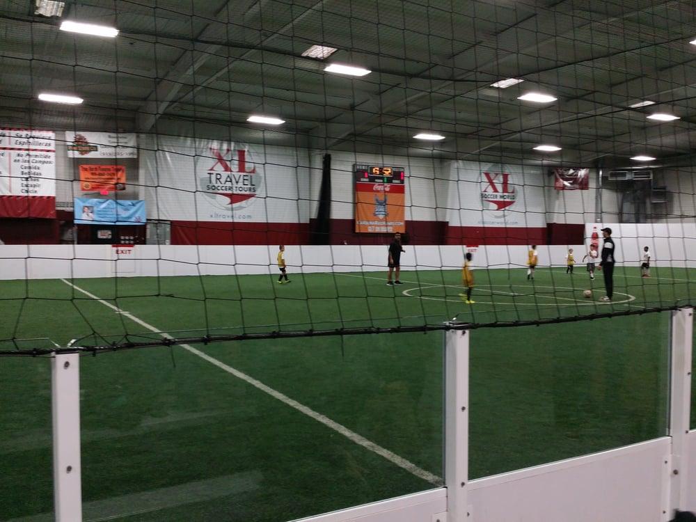 XL Soccer World