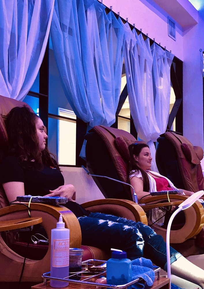 The Shilla Spa Nails Hair Massage: 5463 Gateway Village Cir, Orlando, FL
