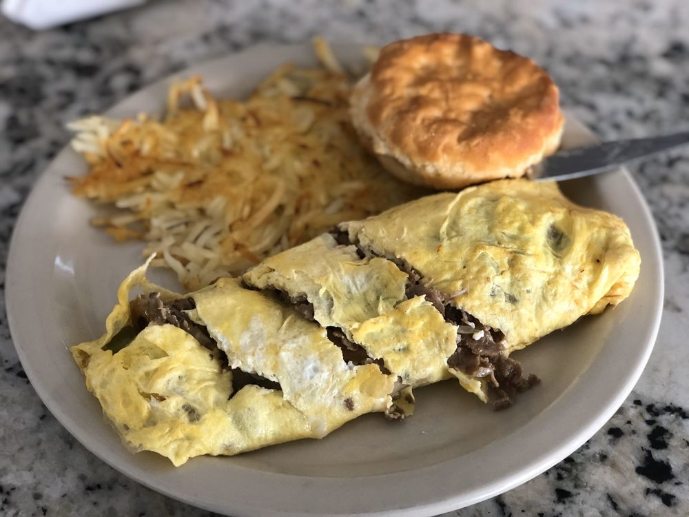 Ziggys Cafe: 462 US Hwy 70 W, Havelock, NC