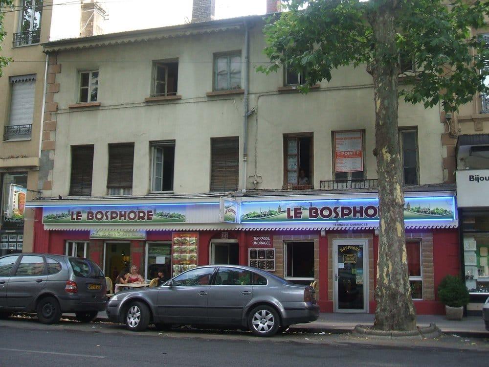 Restaurant Le Bosphore Lyon