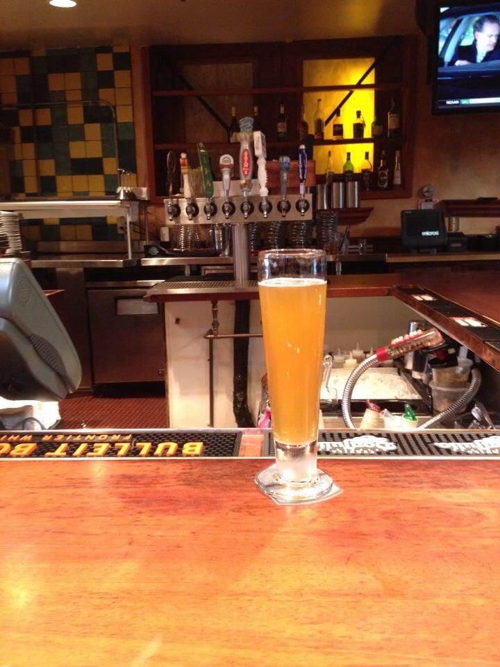 The bar yelp for Fish enterprise santa monica