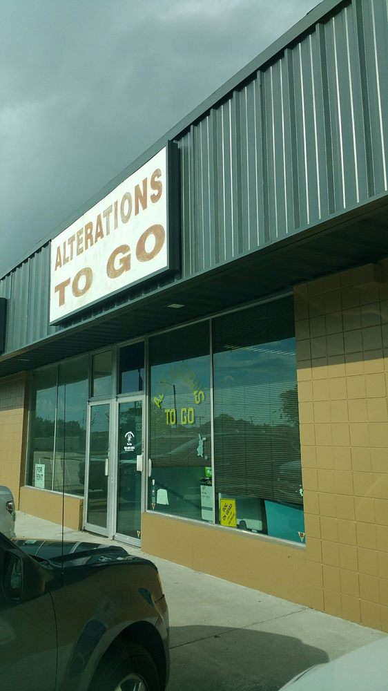 Alterations To Go: 821 N Lake Parker Ave, Lakeland, FL