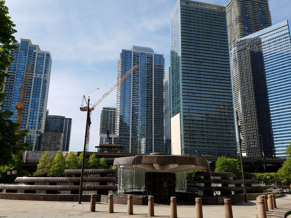 Metropolitan Water Reclamation District of Greater Chicago: 100 E Erie St, Chicago, IL