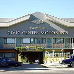 Best western civic center motor inn closed 16 reviews for Civic center motor lodge
