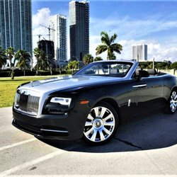South Beach Miami Motion Exotic Car Rental Photos Car - Rolls royce rental fort lauderdale