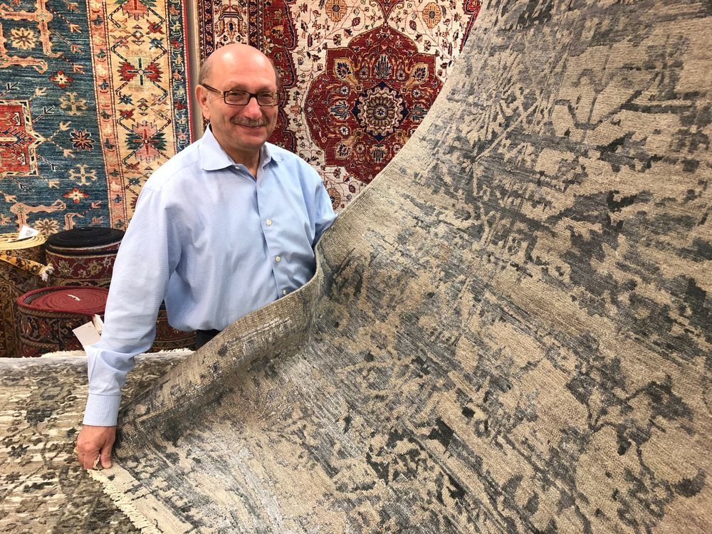 Photo Of Mansour S Oriental Rug Gallery Roseville Ca United States With