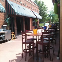 Photo Of Blue Sner Grill Middleburg Heights Oh United States Patio Area