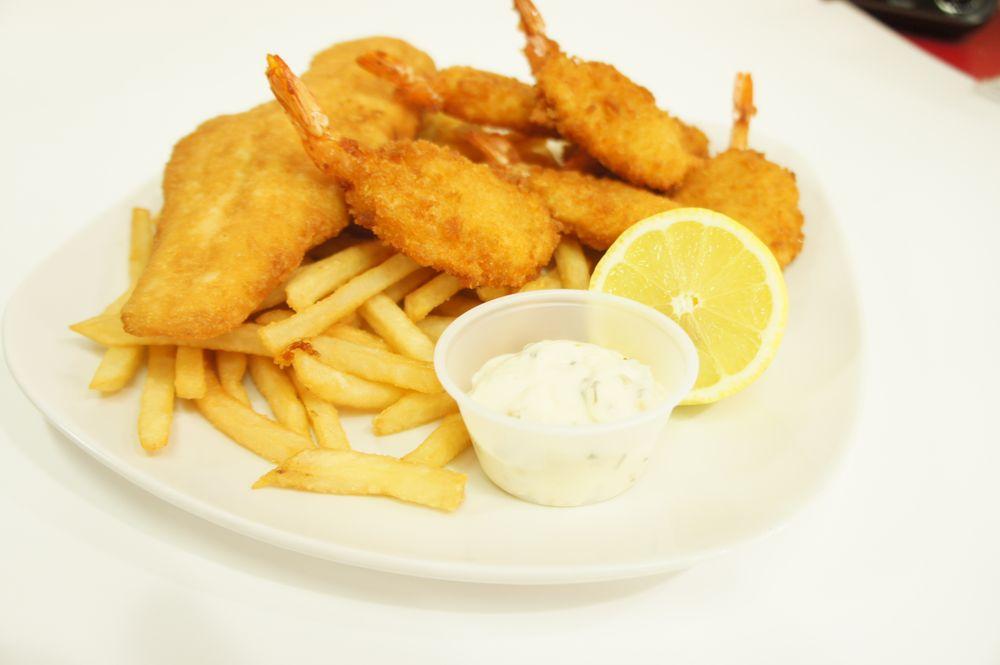 mainport fish & chips Bridgeport