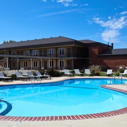 Photo Of Unique Suites Hotel Charleston Il United States Outdoor Swimming Pool