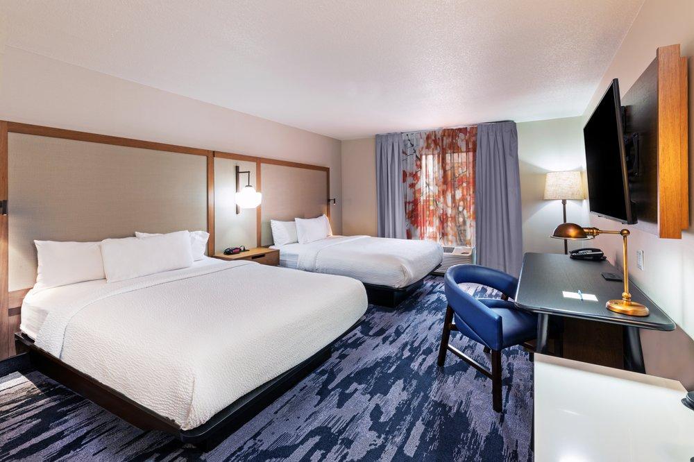 Fairfield Inn & Suites Tulsa Downtown: 111 North Main St, Tulsa, OK