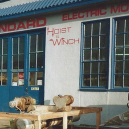 Delightful Photo Of Standard Hoist U0026 Winch Standard Electric Motor Service   Portland,  OR, United