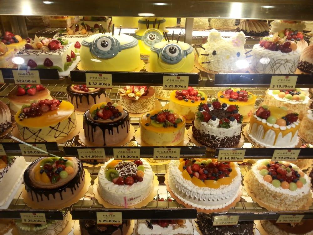 Cake Bakery Edmonton