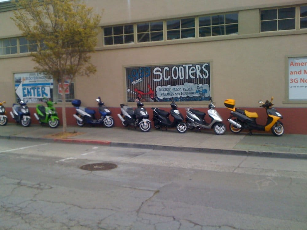 Scooter King Of Cali: 627 Tuolumne St, Vallejo, CA