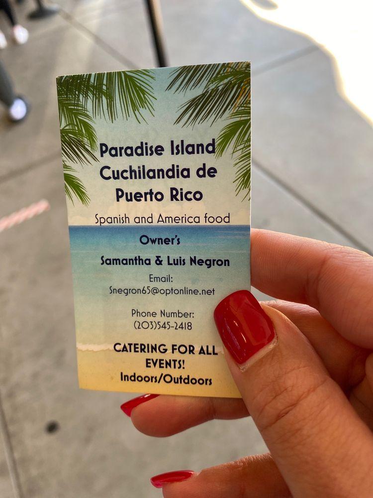 Paradise Island Cuchilandia De Puerto Rico: Clinton, CT