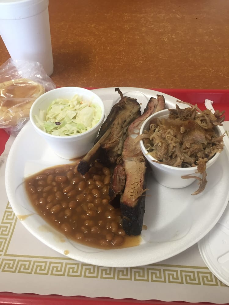 C & K Smokehouse BBQ