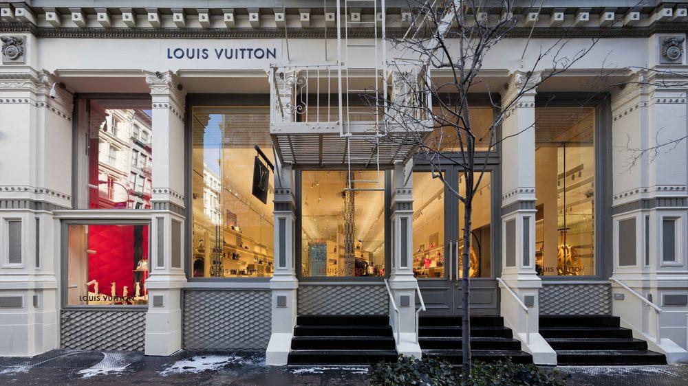 e06c369862ca Louis Vuitton New York SoHo - 55 Photos   103 Reviews - Leather ...