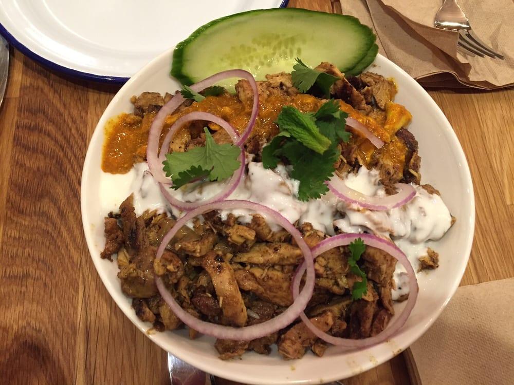 chicken shawarma bowl yelp