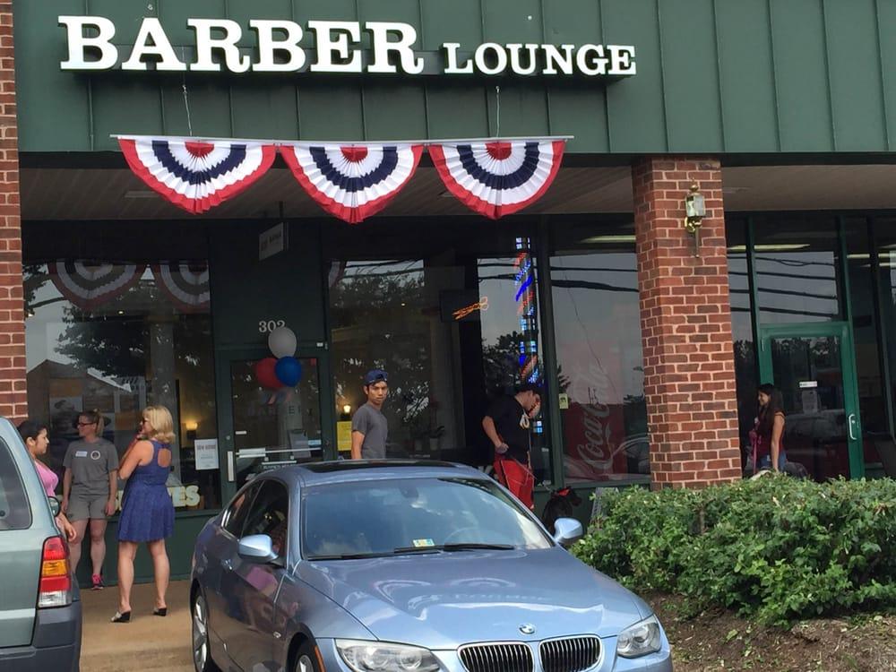 Barber Lounge: 302 Elden St, Herndon, VA